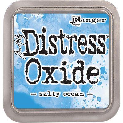 Encreur Distress Oxide - Salty Ocean
