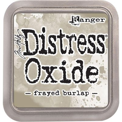 Encreur Distress Oxide - Frayed Burlap