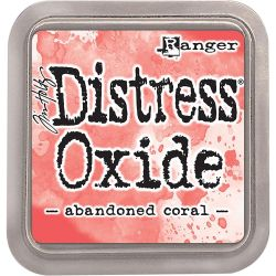 Encreur Distress Oxide - Abandoned Coral