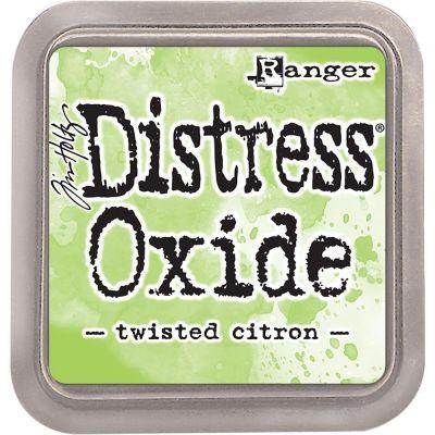 Encreur Distress Oxide - Twisted Citron