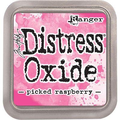 Encreur Distress Oxide - Picked Raspberry