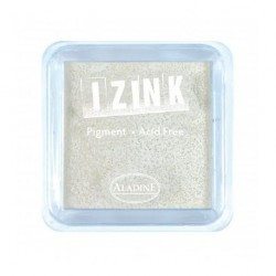 Pad Izink Pigment - Blanc
