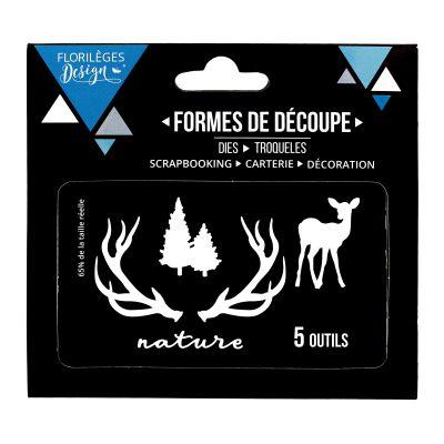 Dies Sweety Cuts - Nature et sapins