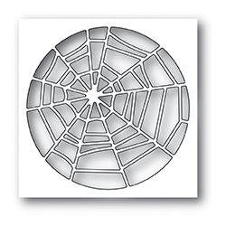 Die Memory Box - Circle Web Collage