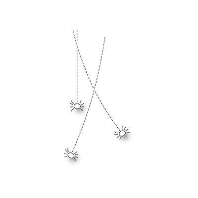 Die Poppystamps - Dangling Spiders