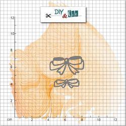 Dies DIY&Cie - Col. 10 - Noeuds