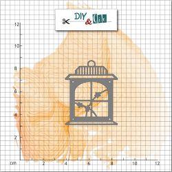 Dies DIY&Cie - Col. 10 - Lanterne