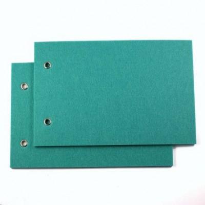 Couvertures en feutrine - Turquoise (x2)