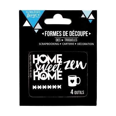 Dies Sweety Cuts - Capsules 2017 - Home Sweet Home