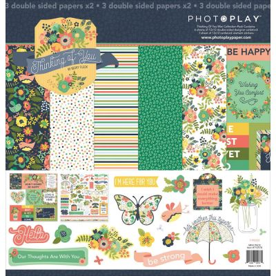 Pack 30x30 - Photoplay - Thinking of you