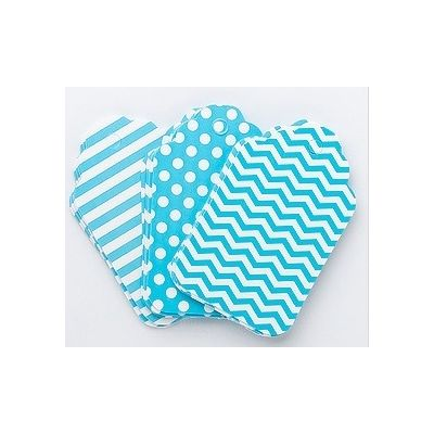 Designer Tags - Turquoise