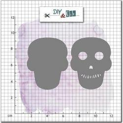 Dies DIY&Cie - Col.10 - Skull