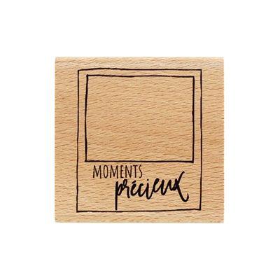 Tampon bois Florilèges - Pola Précieux
