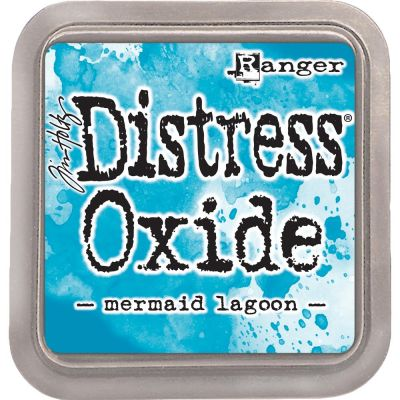 Encreur Distress Oxide - Mermaid Lagoon