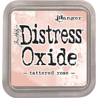 Encreur Distress Oxide - Tattered Rose