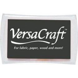 Encreur Versacraft Real Black (noir) - Grand Format