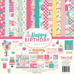 Pack 30x30 - Echo Park - Happy Birthday Girl