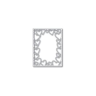 Die Memory Box - Heart Frame