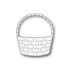 Die Memory Box - Woven Basket