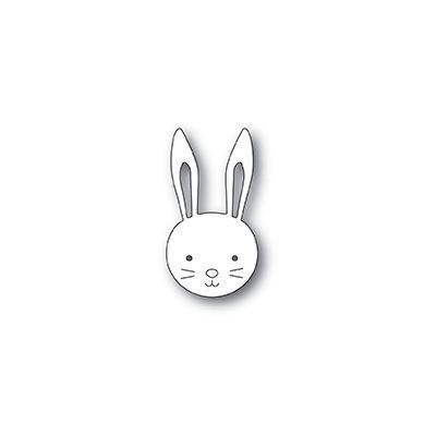 Die Memory Box - Bunny Face