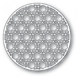 Die Poppystamps - Woven Circle Ring