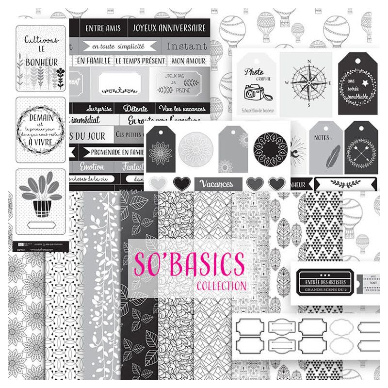 Pack 30x30 - Sokai - So' Basics