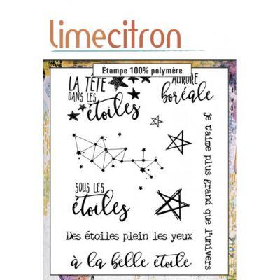 Tampons Lime Citron - Sous les étoiles