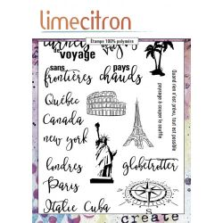 Tampon Lime Citron - Globbe Trotter