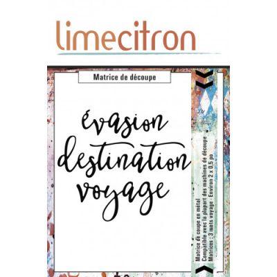 Die Lime Citron - 3 mots voyage