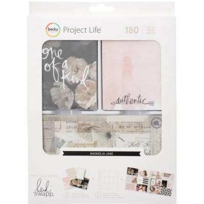 Kit Cartes Project Life - Magnolia Jane