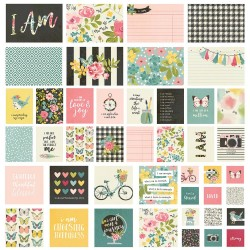 Cartes Simple Stories - I Am...
