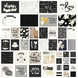 Cartes Simple Stories - Always & Forever