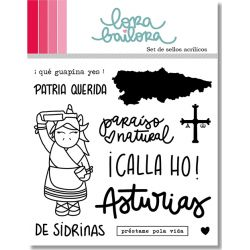 Tampons clear Lora Bailora - Asturias