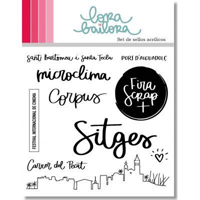 Tampons clear Lora Bailora - Sitges