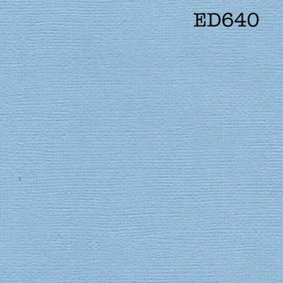 Cardstock texturé canvas - Coloris Bleu Charron