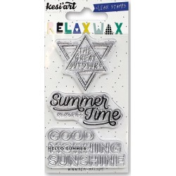 Tampons clear KesiArt - Summer