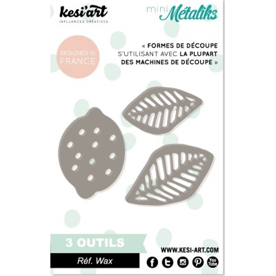 Dies MetaliKs - Mini - Wax
