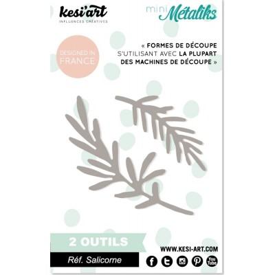 Dies MetaliKs - Mini - Salicorne