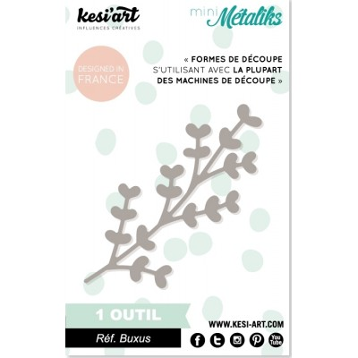 Dies MetaliKs - Mini - Buxus
