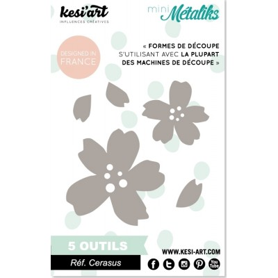 Dies MetaliKs - Mini - Cerasus