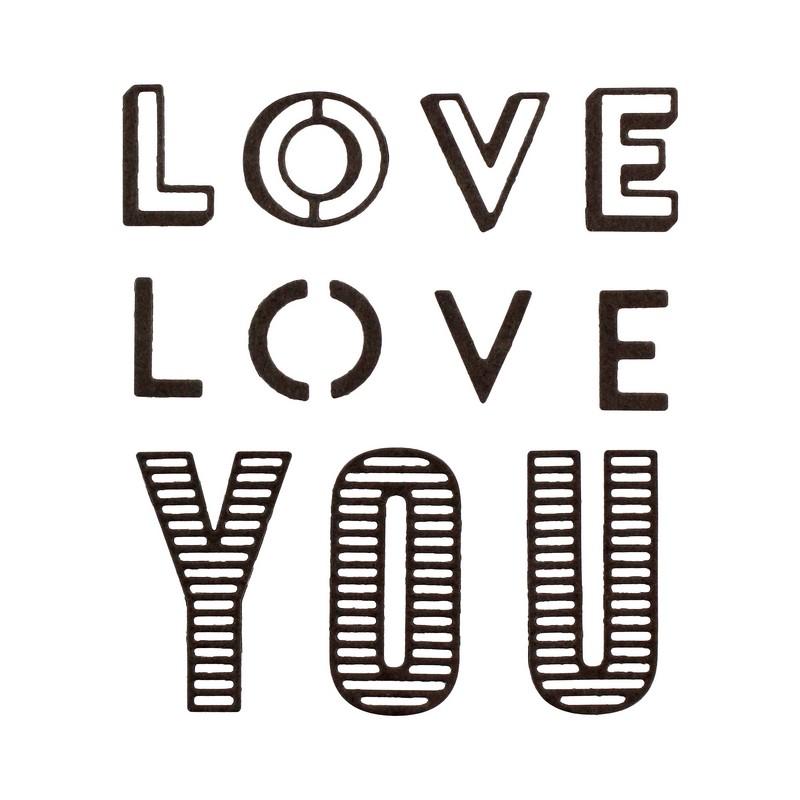 Dies Sweety Cuts - Love You