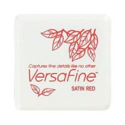 Mini Encreur Versafine Satin Red