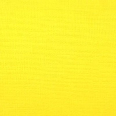 Cardstock texturé canvas - Coloris Jaune