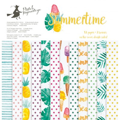Pack 30x30 - Piatek 13 - Summertime