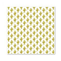 Calque imprimé 30x30 - Lora Bailora - Etnia