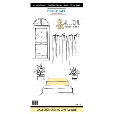 Tampons Chou & Flowers - Organic Love - La Porte