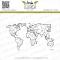 Tampon transparent Lesia Zgharda - Map Large