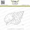 Tampon transparent Lesia Zgharda - Big Shell
