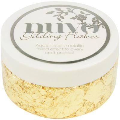 Flocons métallisés - Nuvo Gilding Flakes - Or