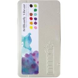 Crayons aquarellables Nuvo - Brilliantly Vibrant